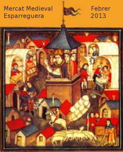 mercat medieval esparreguera