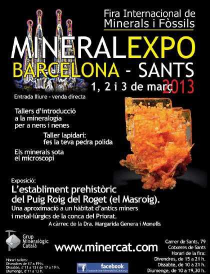 mineralexposants