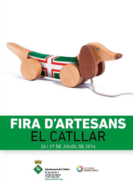 cartell fira artesans 2014