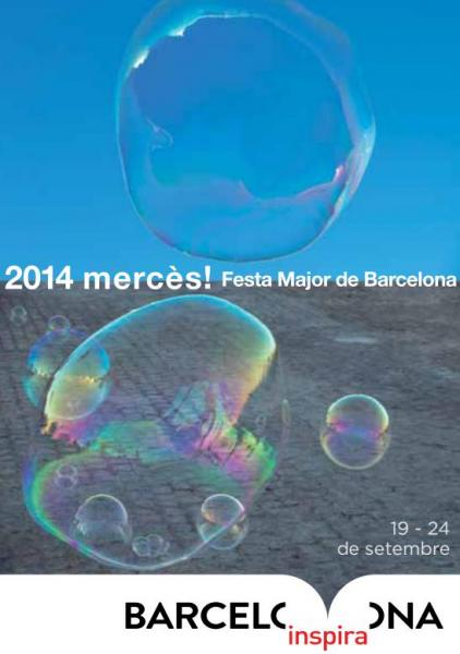 Cartell Merce 2014