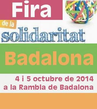 XIX fira de la solidaritat