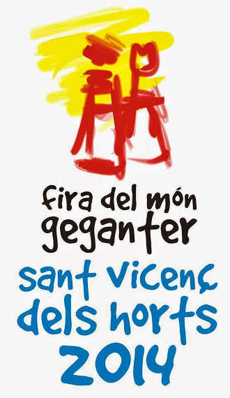 Fira del Món Geganter - Sant Vicenç dels Horts 2014