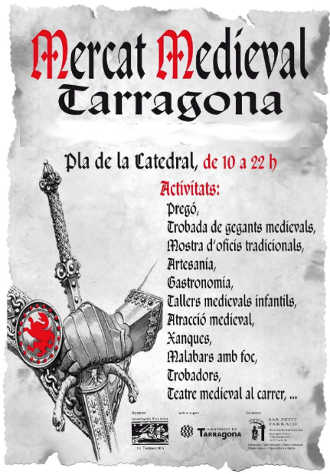 mercat medieval Tarragona