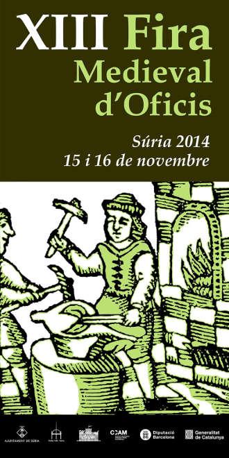 2014-Cartell-Fira-Medieva_Suria
