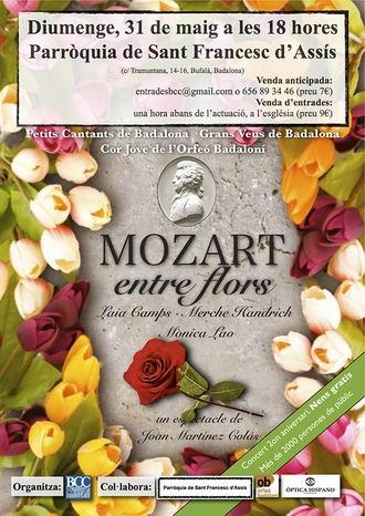 Mozart-entre-flors-Badalona